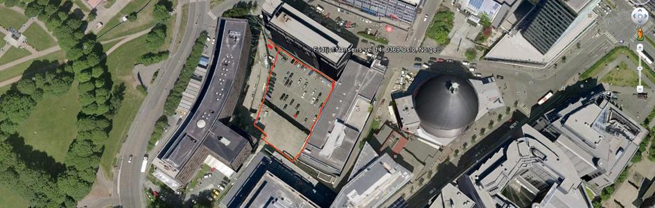 Fundamentering i trang Oslo-gate