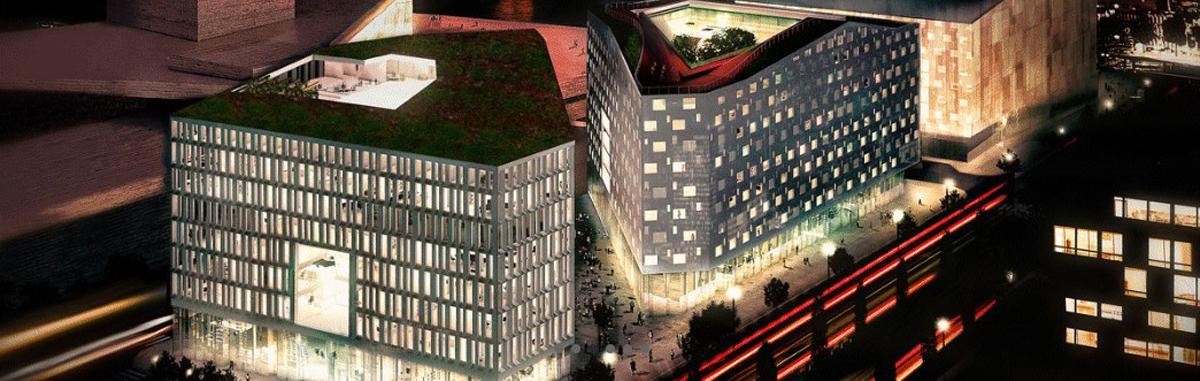 Fundamenterer «A9 Diagonale» i Bjørvika
