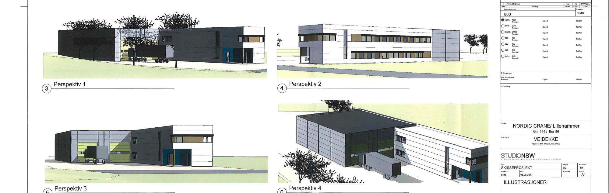 Utvikler ny eiendom i Lillehammer