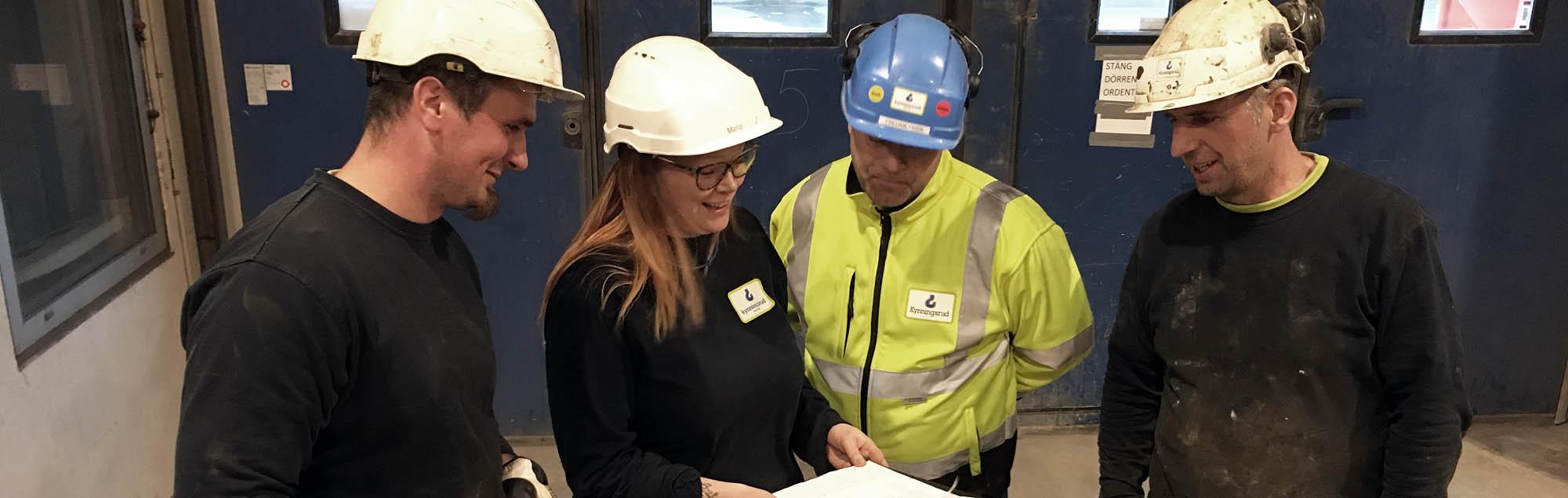 Egen säkerhetschef på Prefabs fabrik i Uddevalla