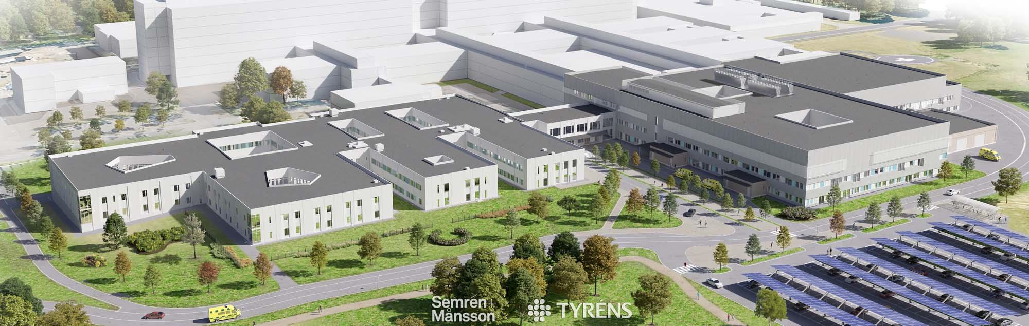 Hittills största projekt för Kynningsrud Prefab