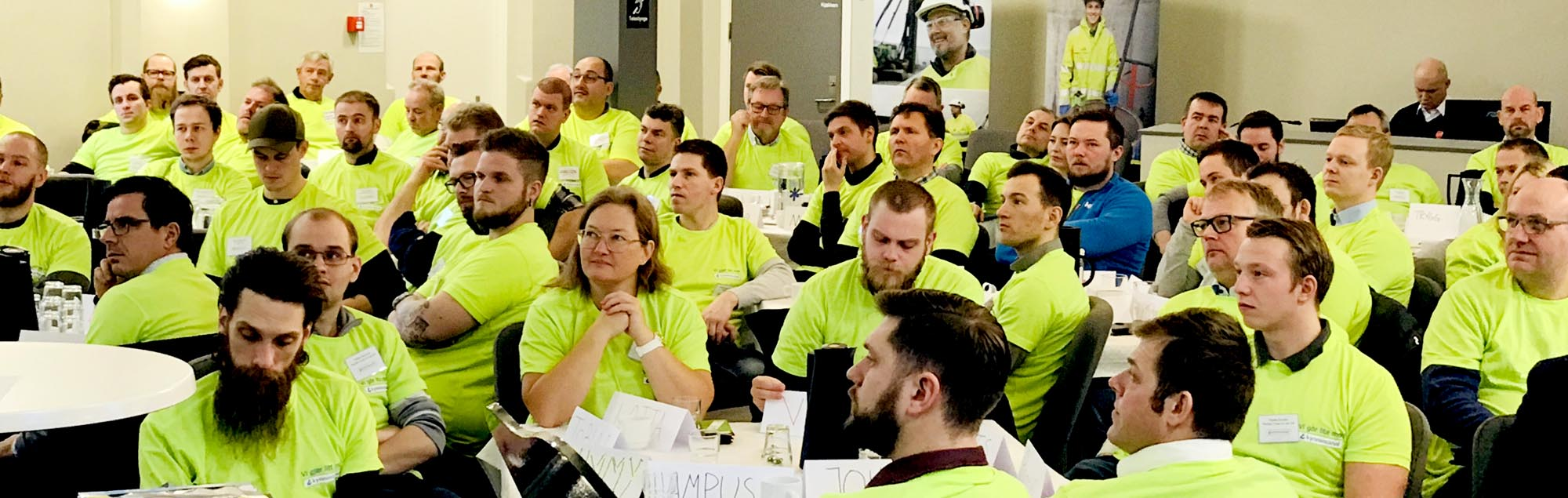 HMS-dag: kommunikation och medarbetarskap