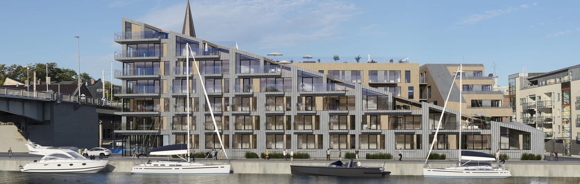 Bra prosjektgjennomføring på Tordenskiold Brygge