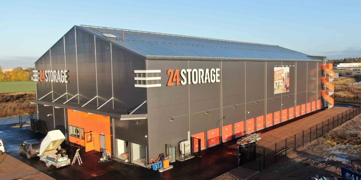 24Storage - lagerbyggnad
