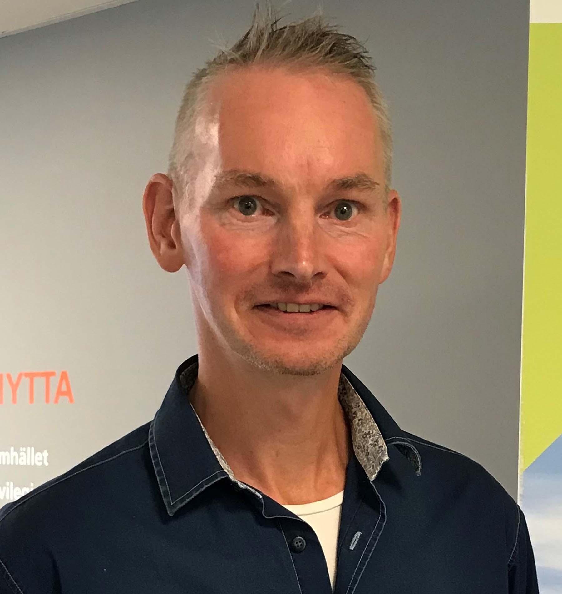 Sikkerhetssjef Erik Everbrink